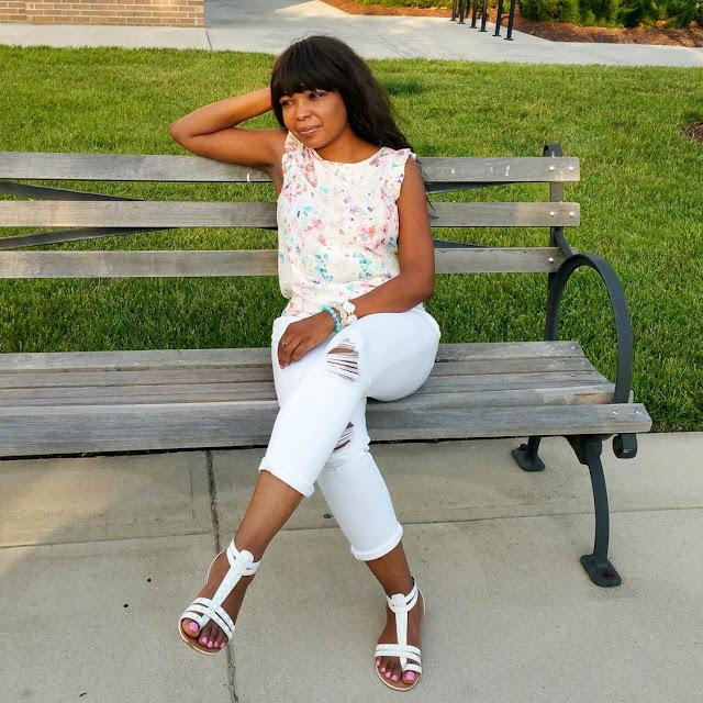 ydney Fashion Hunter The Wednesday Pants #48 - Citrus Crush - Co-Host KaSonndra Live Well Be Fabulous