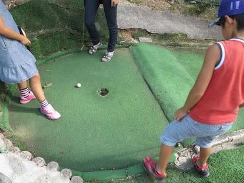 Odaka Ryokuchi Koen golf