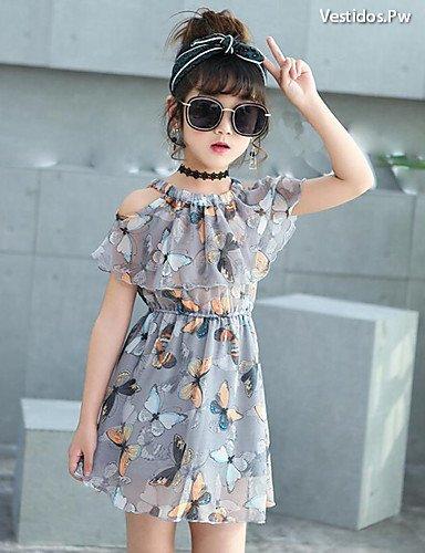 Más De 55 Vestidos De Niña Lindos Modelos Exclusivos