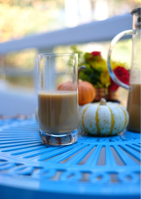 Recipe for Healthy Pumpkin Spice Coffee