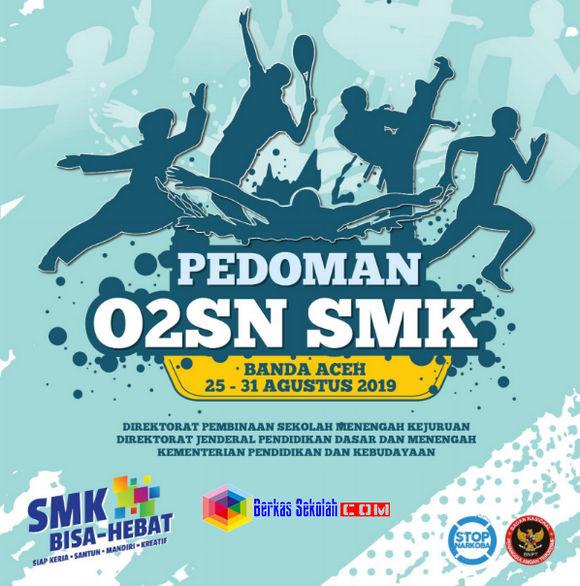 Pedoman O2SN SMK Tahun 2019