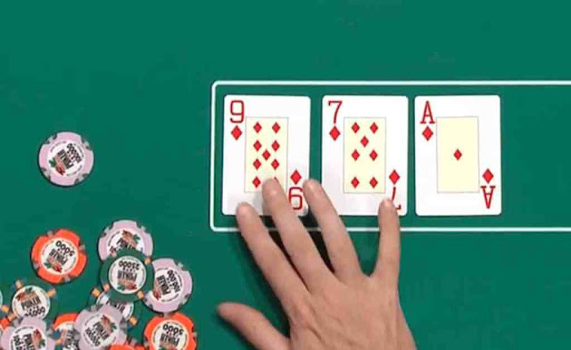 The poker skill of best players
