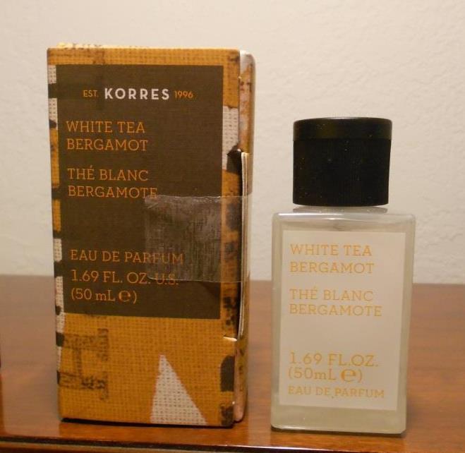 White Tea Bergamot Eau de Parfum