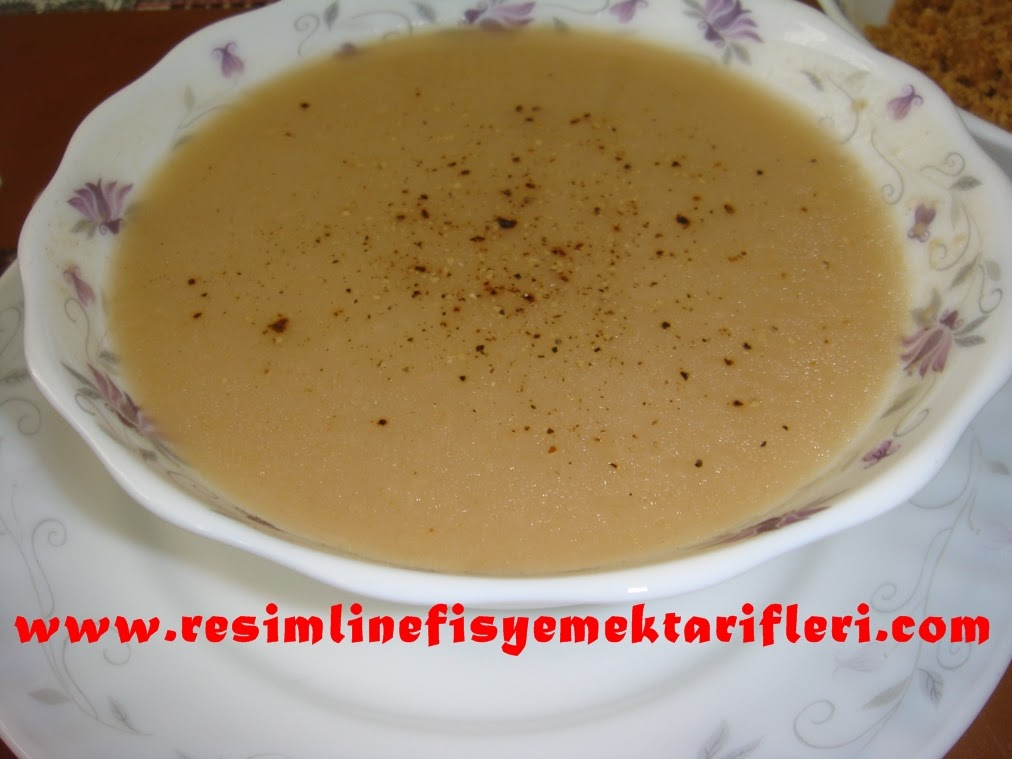 kolay un çorbası nasıl yapılır