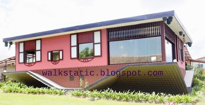 Rumah Terbalik Sabah