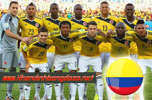 Colombia vs Costa Rica 7h00 ngày 17/10 www.nhandinhbongdaso.net