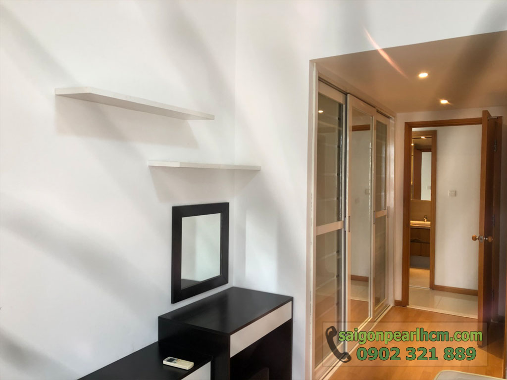 Saigon Pearl Sapphire 2 cho thuê căn hộ tầng 21 dt 92m2 giá thuê $800 - hình 3