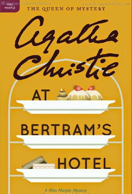 At Bertram's Hotel by Agatha Christie - book cover