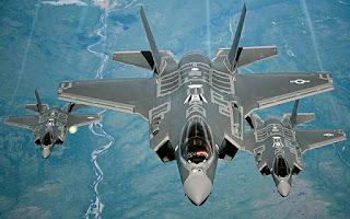 Jet F-35 Amerika Serikat