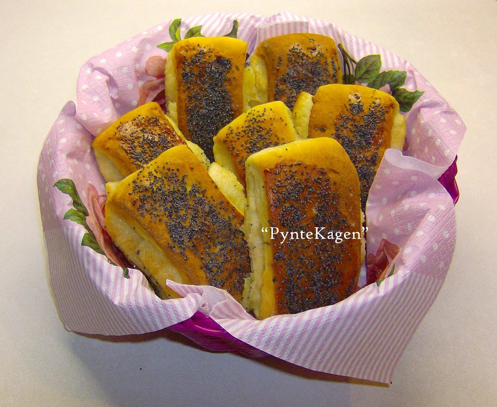 PynteKagen: Kiksekage og tebirkes