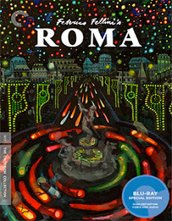 DVD & Blu-ray Release Report, Roma, Ralph Tribbey
