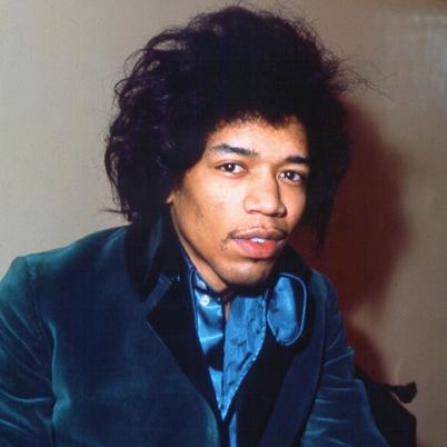 Jimi Hendrix Rock Star Picture
