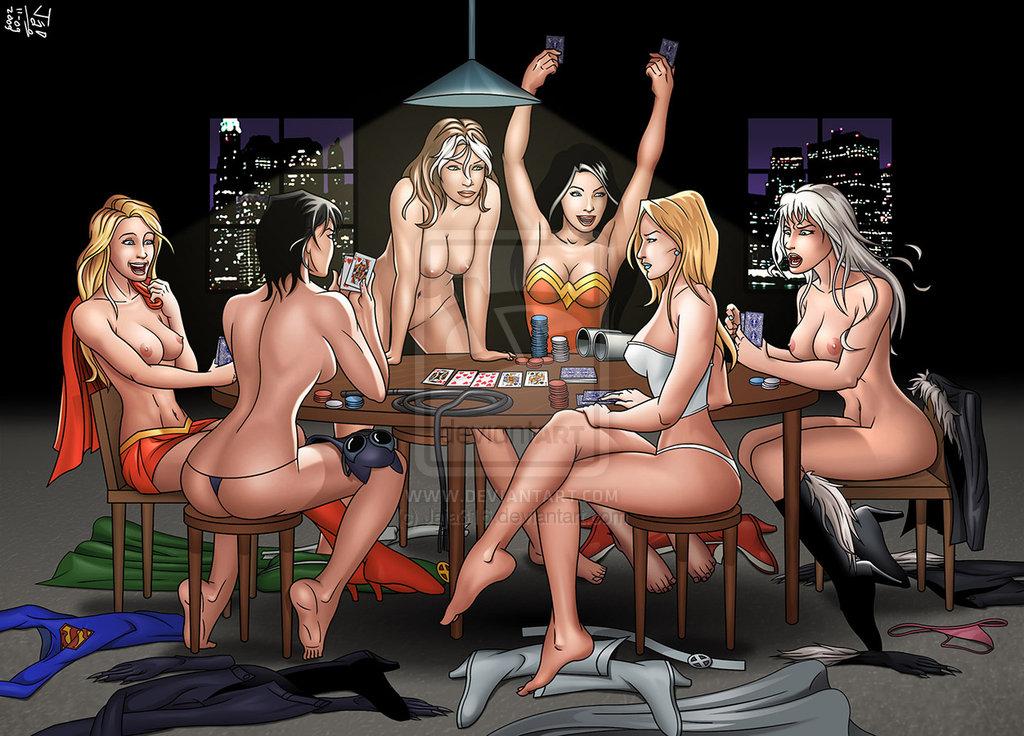 womens nude marvel