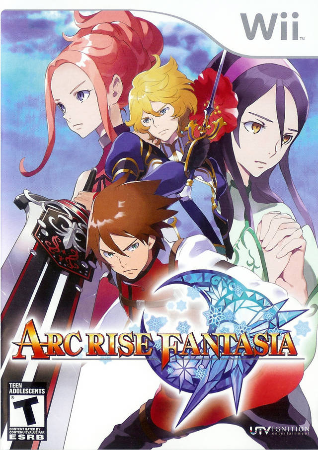 7677 1 - [Wii/WBFS] ARC Rise Fantasia [RPJE7U] Download