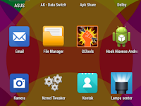 ROM Asus Zenfone 5 Untuk Andromax C2 New