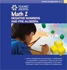 NAMC montessori materials math bead cabinet elementary math 2 manual