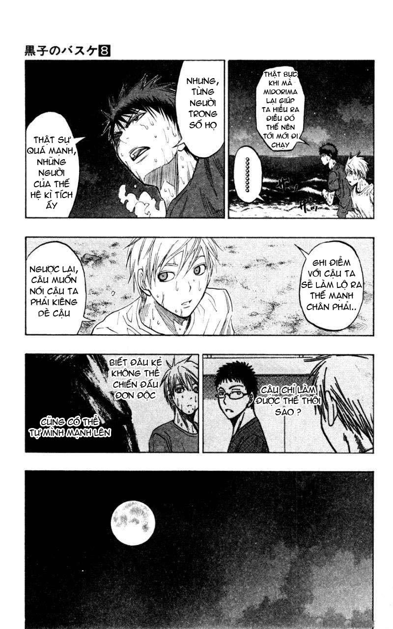 Kuroko No Basket chap 062 trang 14