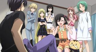 جميع حلقات انمي Mangaka-san to Assistant-san to مترجم عدة روابط