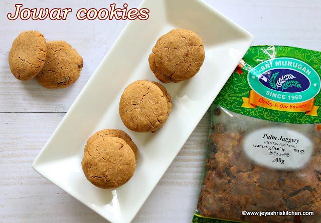 Jowar-cookies