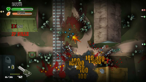 Free Download Bloody Streets PC Full Version