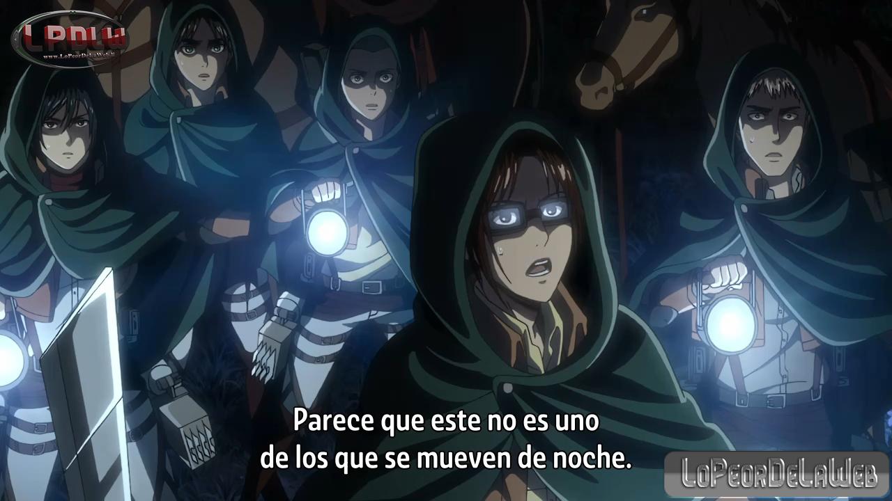 Shingeki no Kyojin Season 3 (2019) Parte 2- MP4-720p-VL