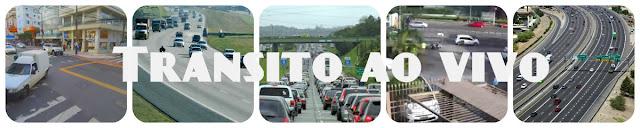 transito ao vivo rodovias trafego