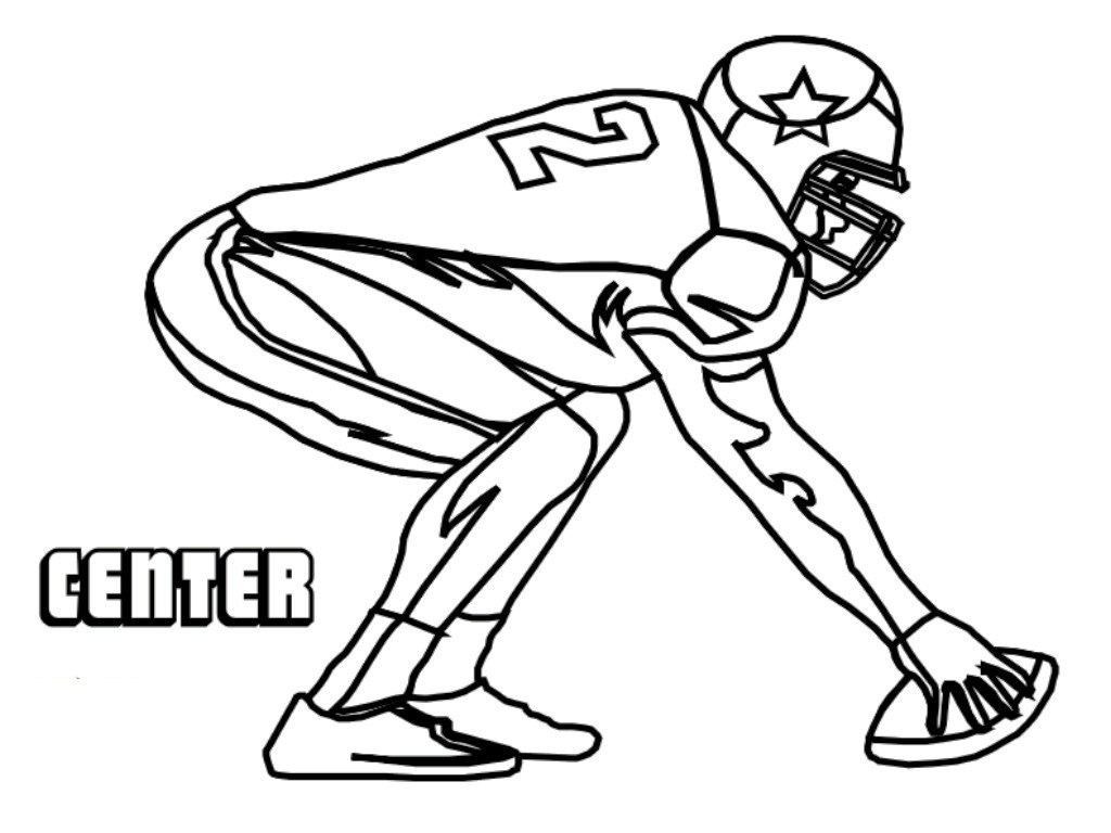 coloring pages of football coloring pages football coloring pages free and printable