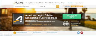 American Legion 5M/5K Road Race - June 23