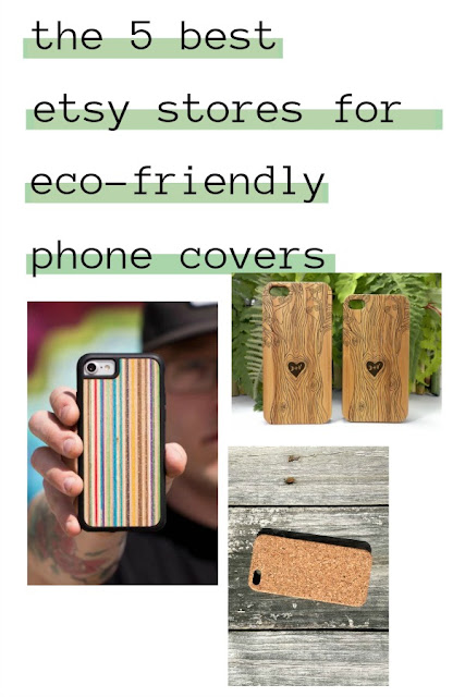 The Five Best Etsy Stores for Eco-Friendly Phone Covers