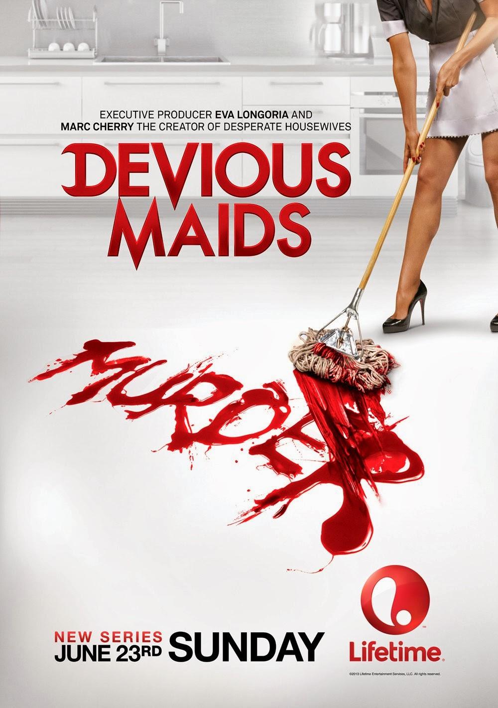 Devious Maids, Devious Maids UK airing, Eva Longoria Devious Maids