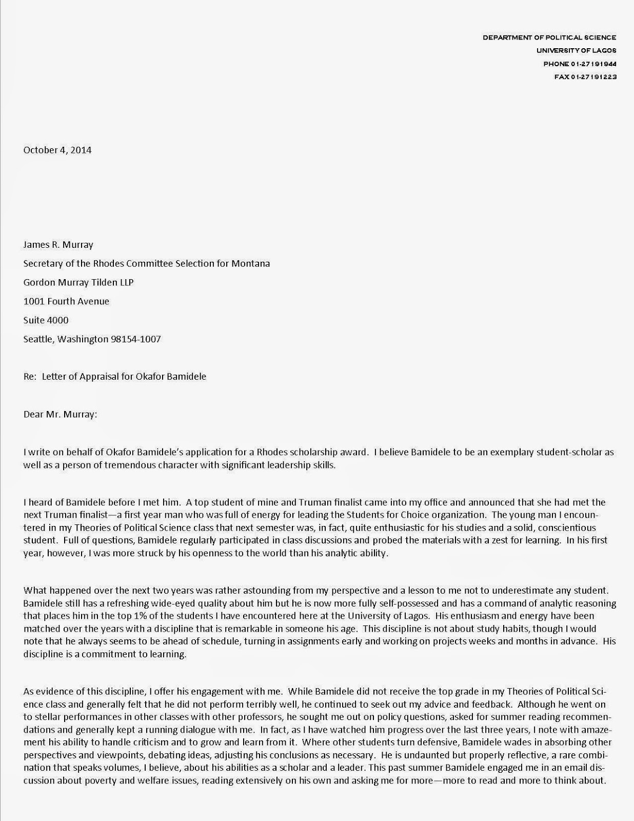 Recommendations essay cheap