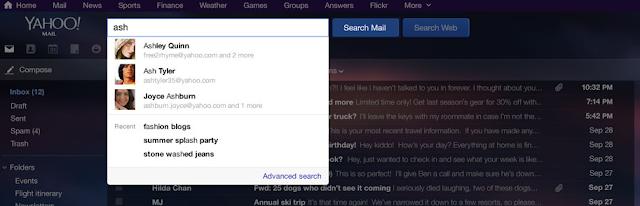 Yahoo將在明年推出郵件點對點加密服務。圖片來源:Yahoo