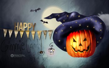 Wallpaper: Super Halloween