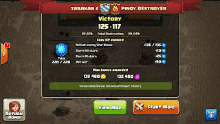Clan TARAKAN 2 vs PINOY DESTROYER Philipine, TARAKAN 2 Victory