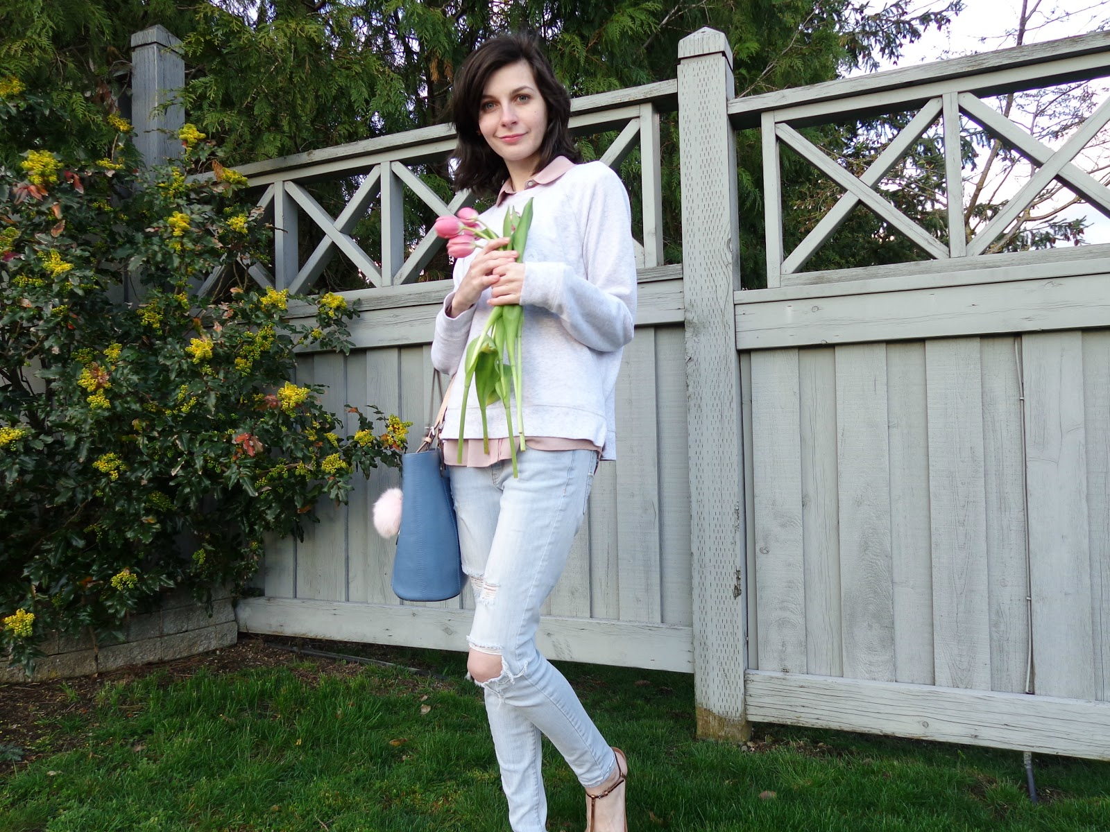 Spring Tulips Outfit 6
