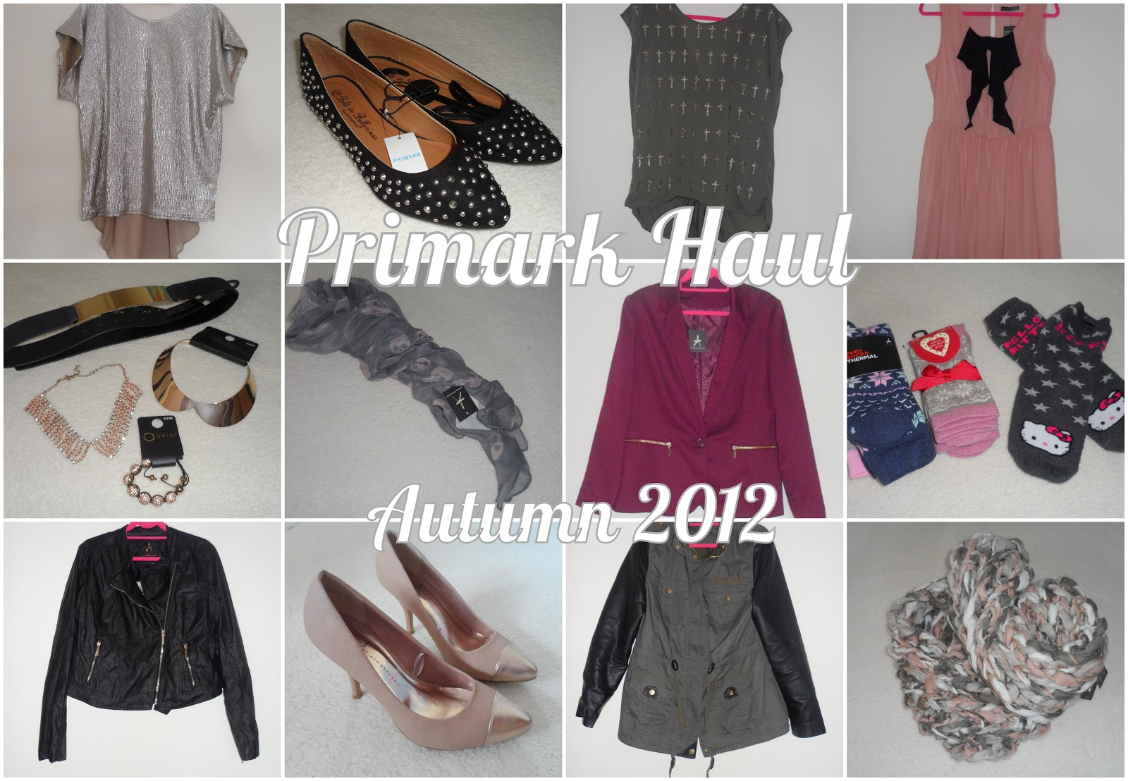 f04d6a48f4 It s been a while since I did a proper Primark haul. I couldn t really  think about Autumn clothes until after my holiday but since I ve been back  it feels ...