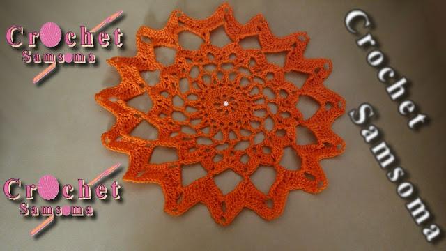 كروشيه مفرش دائري . كروشيه مفرش تركي . crochet Classic Mandala . . crochet manteles . crochet  manteles redondos . Como tejer mantel a crochet .   Crochet tablecloth .  Crochet Pineapple Circular  .  crochet doily.  DIY Crochet Mandala .  . مفارش كروشيه تركية . كروشيه مفرش كلاسكي .