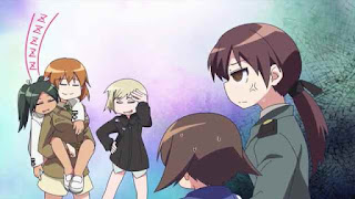 Strike Witches: 501 Butai Hasshin Shimasu! – Episodio 03