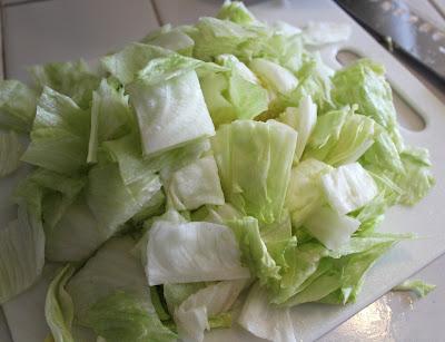 Mom's Mandarin Orange Salad - Yummy Healthy Easy