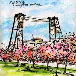 http://www.laurelines.com/2014/03/portland-in-march-sketches.html