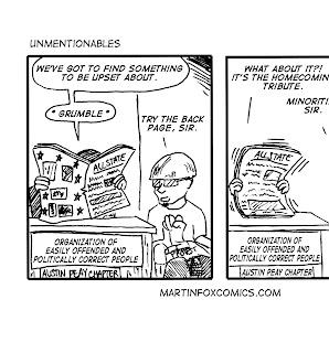 Signs of the Armageddon/Comics