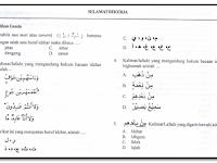 Kumpulan Soal PAI SMP Kelas 7 Semester 1 | Guru Nusantara