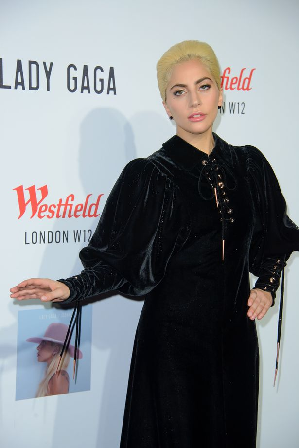 Lady-Gaga-performs-at-a-secret-location
