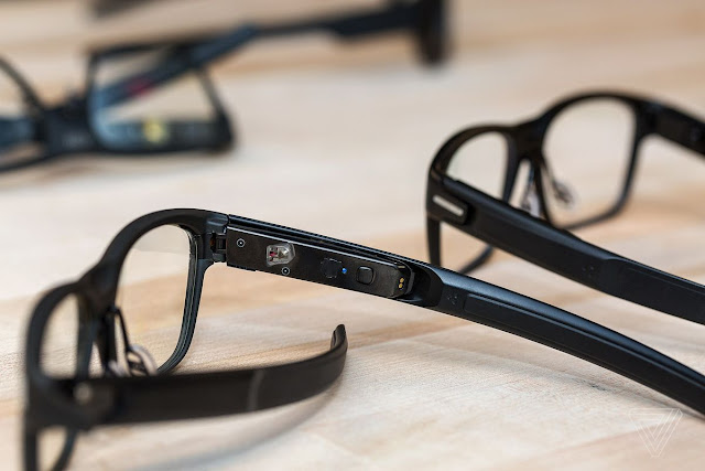INTEL MADE SMART GLASSES THAT LOOK NORMAL