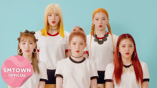 Lyric : Red Velvet - Summer Light