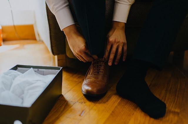 Chaussures à lacets mode hiver hommes 2019 pas cher