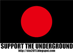 SUPPORT THE UNDERGROUND