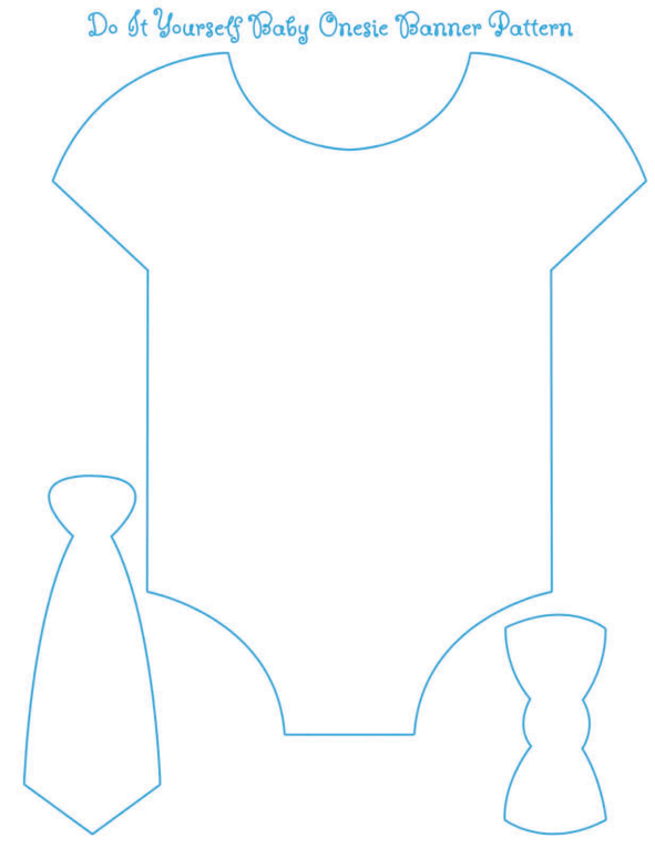 Onesie Template best photos of onesie template for baby shower – Onesie Template