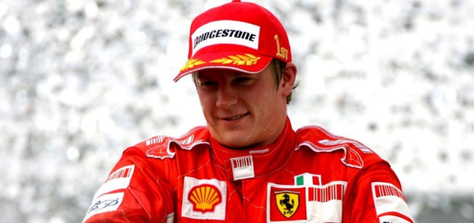 Kimi Raikkonen signed richest contract with Ferrari