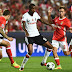 Soccer-Talisca stunner earns Besiktas 1-1 draw at Benfica